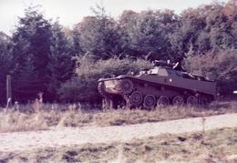 501 RCC - Poigny La Foret 1977 - VTT AMX 13 (3) - Documents