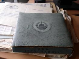 Old Cardboard Box FNRJ Jugoslavija Kolekcija Cigareta 80 Komada - Contenitori Di Tabacco (vuoti)