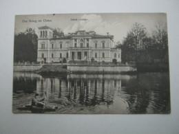 WEISSRUSSLAND ,  Lyntupy Seltene Karte 1917 - Belarus