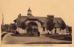 DPT 62 LENS Cité Des Cheminots La Salle Des Fêtes - Lens