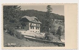 1939 Slovenia JEZERSKO Pension Vila Planinka , Old Postcard - Slovenia