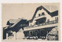 "1946 JEZERSKO  HOTEL "" KOROTAN "" SLOVENIA, POSTCART - Slovenia"