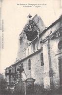 [51] Marne > SAINT St THIERRY L'Eglise -La Guerre En Champagne 1914-15-16 Militaria (Collection Dubois Reims)*PRIX FIXE - Autres Communes
