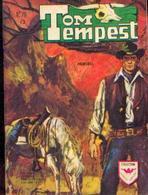 TOM TEMPEST N° 12 –Ed. Aredit 7/1972 - Petit Format