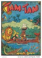 TAM-TAM Mensuel N° 2 - S.N.P.I. - 7/1955 - Livres, BD, Revues