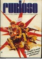 FURIOSO  Mensuel N° 4 - 3e Trimestre 1974 - Ed. Rhodos Presse - Petit Format