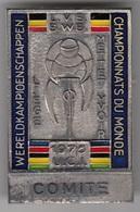 CYCLISME CHAMPIONNATS DU MONDE 1975 METTET - YVOIR   COMITE INSIGNE DE POITRINE - Cyclisme