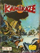 KAMIKAZE - Bimestriel N° 11 - 12/1977 - Ed. Aredit - Petit Format