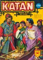 KATAN N° 165 – Ed. Aredit  12/1968 - Petit Format