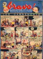 Périodique  BRAVO N° 1 – 3e Année (1943) - Magazines Et Périodiques