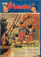 Périodique  BRAVO N° 16 – 4e Année (1944) - Magazines Et Périodiques