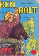 « BEN BOLT » N° 10 - 10/08/1964 – Ed. Edi Europ - Petit Format