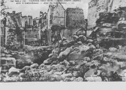 [51] Marne > SAINT St THIERRY Après Le Bombardement   -La Guerre En Champagne 1914-16 Militaria*PRIX FIXE - Autres Communes