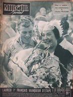 Revue Miroir Sprint Tour De France (21 Juil 1950) 6e Et 7eme étape - Lauredi - Boeken, Tijdschriften, Stripverhalen