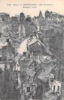 [80] Somme > Ruines De MONTDIDIER Rue Becquerel  -La  Grande Guerre 1914-16 Militaria  (La Pensée 3308) *PRIX FIXE - Montdidier