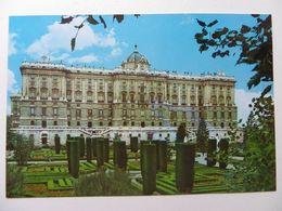 Madrid Royal Palace - Alicante
