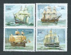 Año 1997 Nº 2146/9 Grandes Barcos De La Ruta A Las Indias - 1910-... República