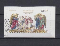 Bund 3268 SELBSTKLEBEND Weihnachten 70+ 30 C ESST Bonn /2 - BRD