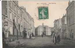 ANGERS  Rue Savary , La Prison - Angers