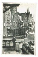 CPA - Carte Postale -Belgique - Lier - Vieilles Maisons Derrière L'hôtel De Ville (VM1250) - Lier