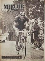 Revue Miroir Sprint N°13 (19 Août 1946) Cyclisme Caput Champion De France - Le Ring De Pantin - 1900 - 1949