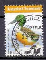 4537 SLOBEEND  GESTEMPELD 2015 - 1985-.. Vögel (Buzin)