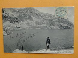 ALLEVARD  (Isère) -- Lac Du Col Des Sept-Laux - ANIMEE Dont Photographe Avec Appareil Sur Trépied - Allevard