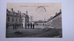Carte Postale ( O3 ) Ancienne De Fontainebleau , Quartier Raoult - Fontainebleau