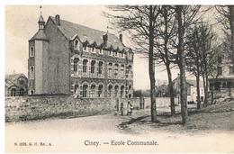 Ciney. Ecole Communale - Ciney