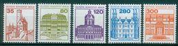 Berlin 1982 / MiNr.   673 - 677 A  ** / MNH   (r980) - [5] Berlijn