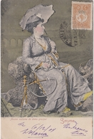 TURQUIE: SMYRNE: Ancien Costume De Dame GRECQUE - Turkey