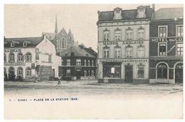 Ciney. Place De La Station Bas - Ciney