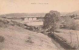 Noiseux , Pont Sur L'Ourthe , ( Somme - Leuze ) - Somme-Leuze