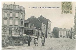Ciney. Place De La Station Haut - Ciney