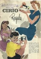 """2922 """" CIRIO REGALA - CATALOGO PREMI A PUNTI DEL 1960-CENTENARIO DELL'AZIENDA """" ORIGINALE - Autres Collections"""