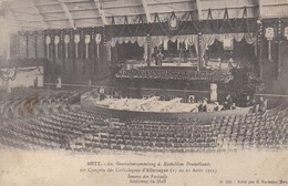 METZ - MOSELLE -  (57)  - CPA ANIMÉE 1913. - Metz