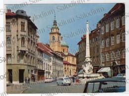 Hrvatska  Jugoslavija Storia Postale Ljubljana Slovenia Auto Car - 1945-1992 Repubblica Socialista Federale Di Jugoslavia