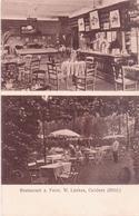 Seltene ALTE  AK   GELDERN / NRW   - Restaurant Zur Farm -  1910 Ca. - Geldern