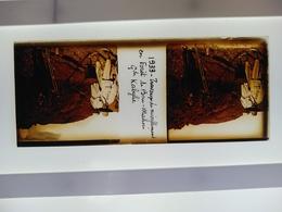 Algerie Stéréo Sur Verre Plaque De 1993 Travaux De Nivellement En Foret De Bou Mahni G De Kabylie - Glass Slides