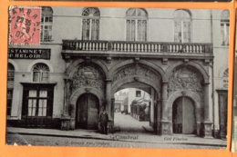 HA238, Cambrai, Cité Fénelon, Animée, Circulée 1907 - Cambrai