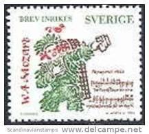 Zweden 2006 Zegel Uit Souveniersheet Mozart PF-MNH-NEUF - Suède