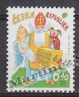 Czech Republic - Tcheque 2002 Yvert 311, Saint Nicholas - MNH - Tschechische Republik