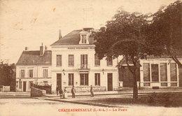 Chateaurenault      La Poste - Andere Gemeenten