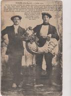 52 Hortes 5 Juillet 1914  Le Coq  De Notre Clocher - Otros Municipios