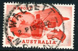 Australie 1963 Y&T 289 ° Walgett NSW - 1952-65 Elizabeth II : Ed. Pré-décimales