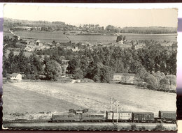 Cpm Torgny  Train - Rouvroy