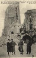 62  - Pas De Calais - Arras - Visite Du Prefet Aprés Le Passage Des Allemands Chateau D' Arras - C 4715 - Arras
