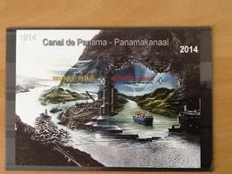 NA30** Panamakanaal 1914-2014. - Belgique