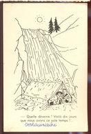 Cpa  Scouts En Tente  1955 - Scoutisme