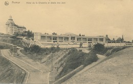 CPA - Belgique - Namur - Hôtel De La Citadelle Et Stade De Jeux - Namur